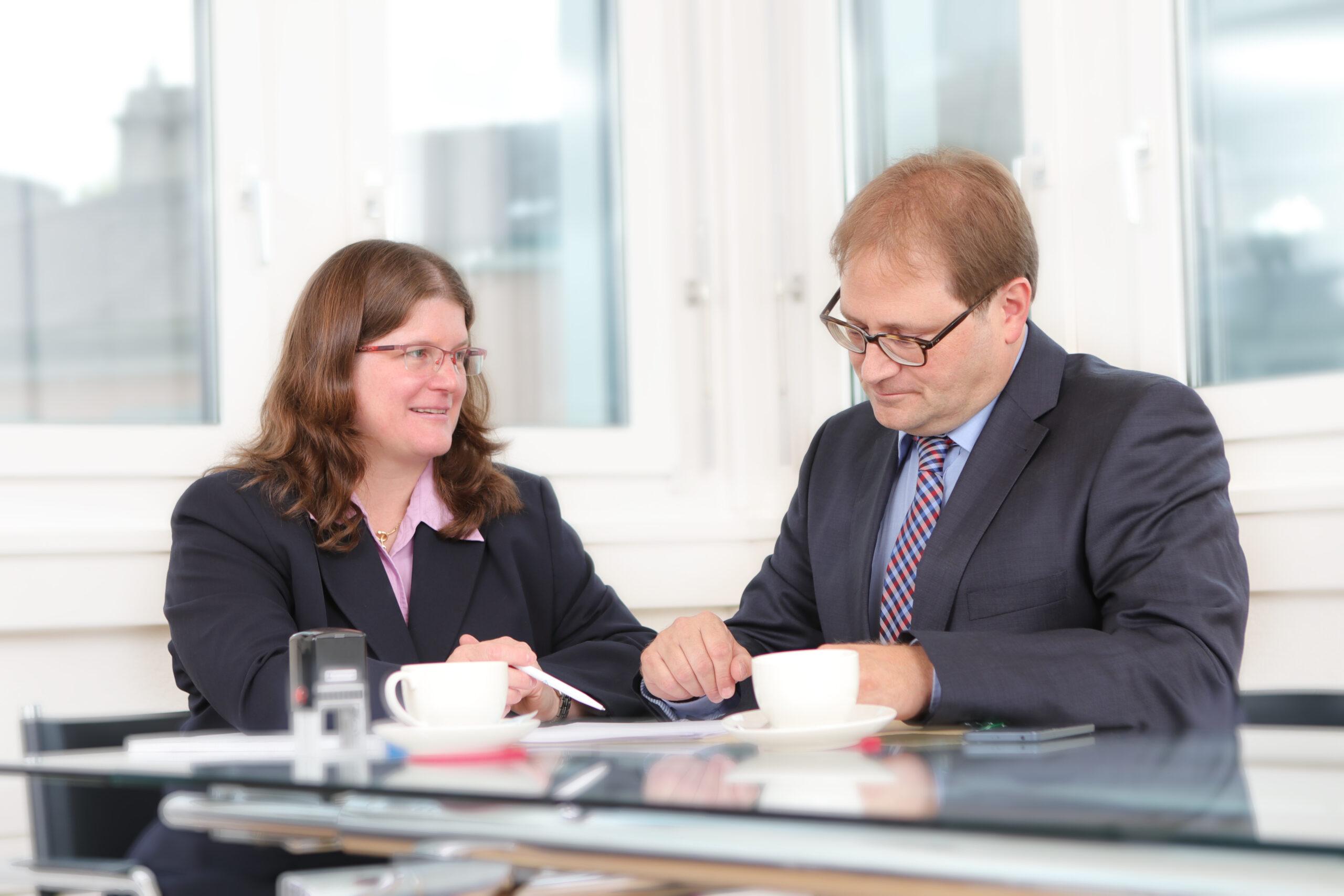 Landtwing Law AG, Manuela Landtwing-Oswald und Ueli Landtwing